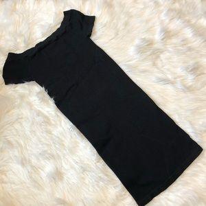 Bebe Black Dress.